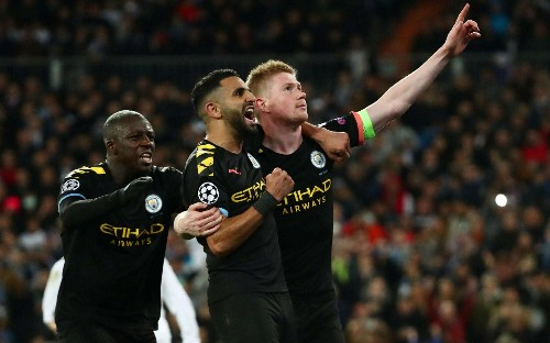 Real Madrid v Manchester City - player ratings: Who shone and who flopped on City's historic night in Spain?