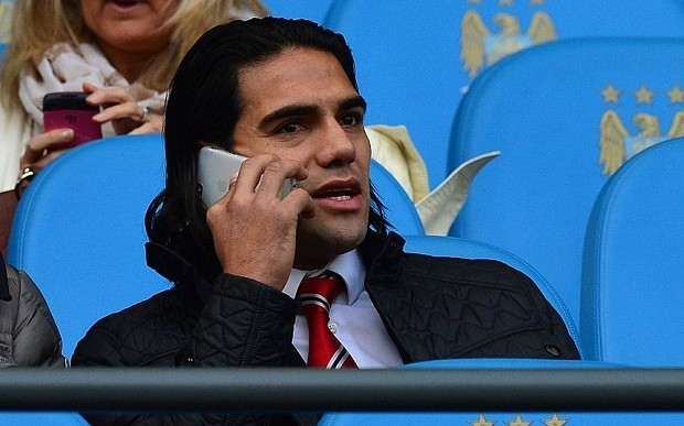 Revealed: The truth behind Manchester United striker Radamel Falcao's fitness woes since his big-money move