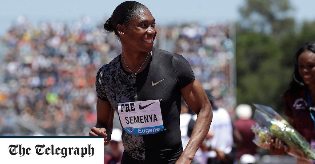 Caster Semenya loses latest round of legal battle against rules to limit female athletes' testosterone levels