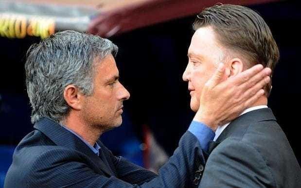 Man Utd news: Louis van Gaal hits out at 'scandalous' Jose Mourinho speculation