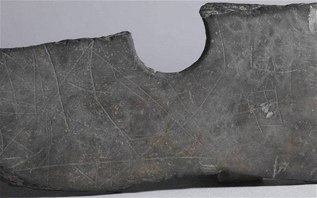 5,000-year-old 'Chinese characters' discovered