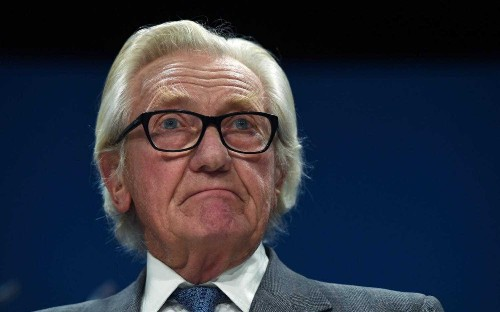 How did Michael Heseltine become the go-to Grandee Oracle on all things Brexit?