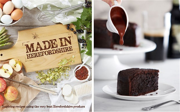 Cookbook of the week: Made in Herefordshire
