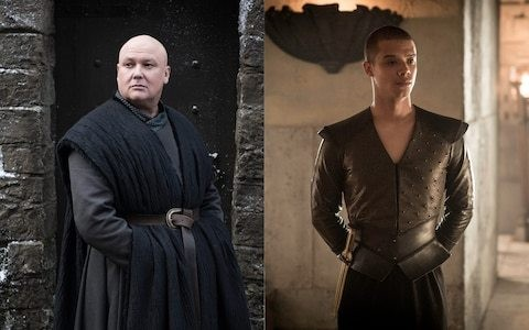 The eunuchs who inspired Lord Varys and Grey Worm in Game of Thrones