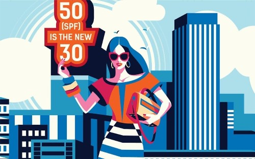 Why (SPF) 50 is the new 30