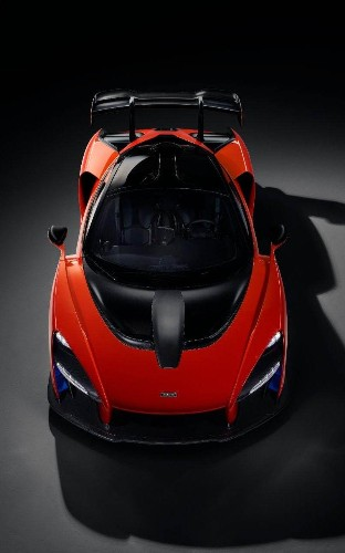 The new McLaren Senna: what's in a name?