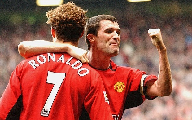 Roy Keane: Cristiano Ronaldo joined Manchester United because he made John O'Shea look like a clown