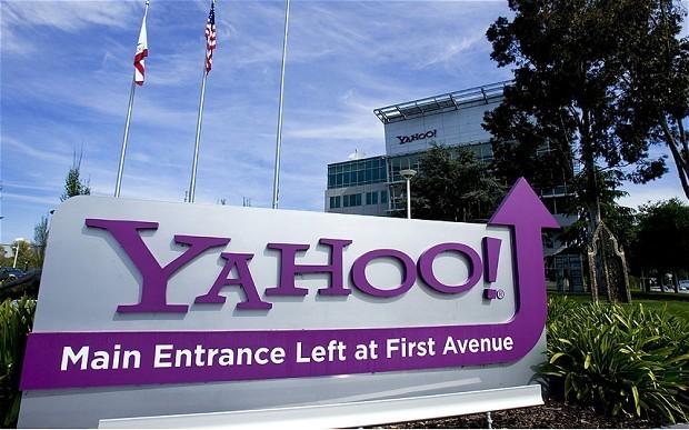Most Yahoo! staff shun Yahoo! Mail