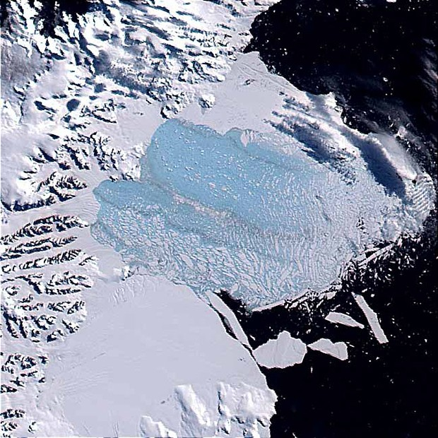 After 10,000 years giant Antarctic ice-shelf will be gone by 2020, Nasa report says