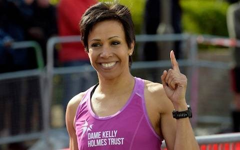 Dame Kelly Holmes: how I discovered the 'magic triangle' of midlife fitness