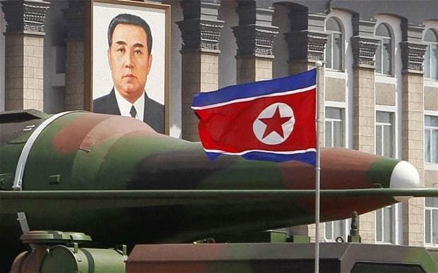 North Korea demands it is recognised as nuclear weapons state
