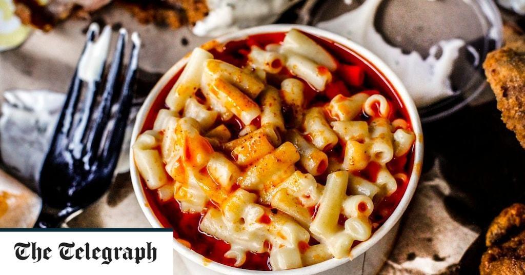 Paprika mac 'n' cheese recipe