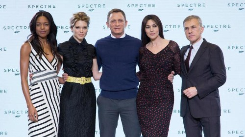 Watch live: Daniel Craig and the Duke and Duchess of Cambridge at the SPECTRE premiere
