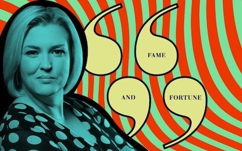 Dragon Sara Davies: 'I don't know what the other Dragons are paid. It's not the sort of subject you bring up over lunch'