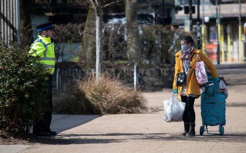 Police urged to maintain public trust amid complaints about 'overzealous' enforcement of coronavirus rules