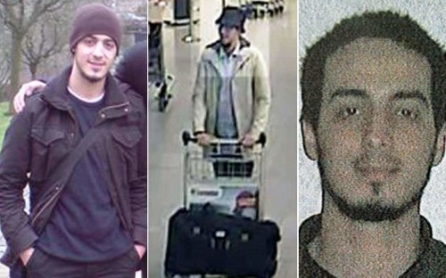 Brussels bomber Najim Laachraoui 'worked at airport for five years'