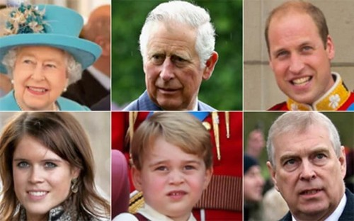 Royal family tree: Where Princess Eugenie fits into the line of succession to the British throne