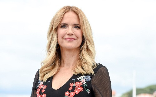 Kelly Preston on being flown around the world by John Travolta, living in Iraq and the happiest place on Earth