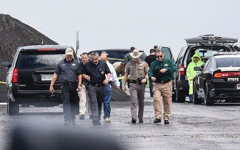 US 'serial killer' border agent arrested in Texas on suspicion of killing four women in two-week murder spree