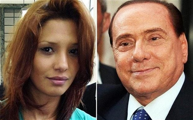 'Bunga bunga' showgirl incredulous at Silvio Berlusconi's acquittal