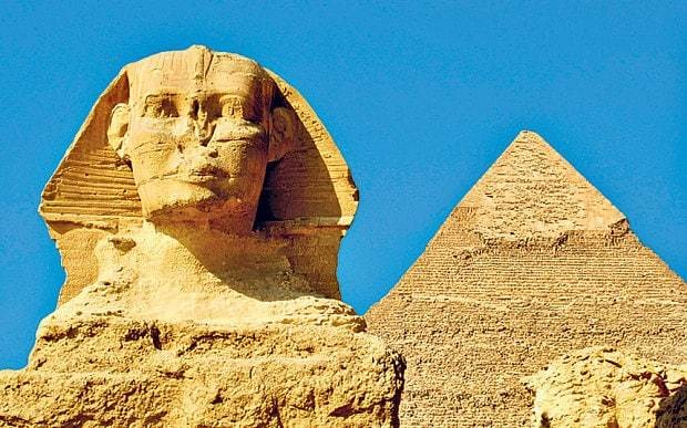 Egypt, Long Live The Civilization - Magazine cover