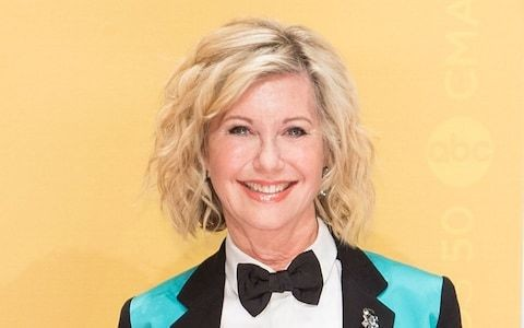 Olivia Newton-John: I've been lucky with cancer. I take medicinal cannabis and I'm doing great