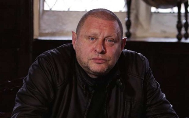 Shaun Ryder on UFOs, History, review