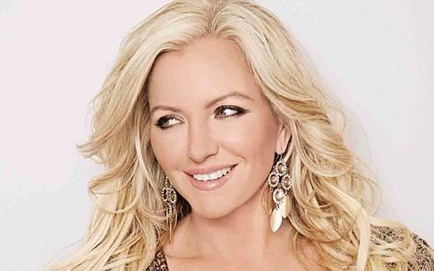 My Day on a Plate: Michelle Mone