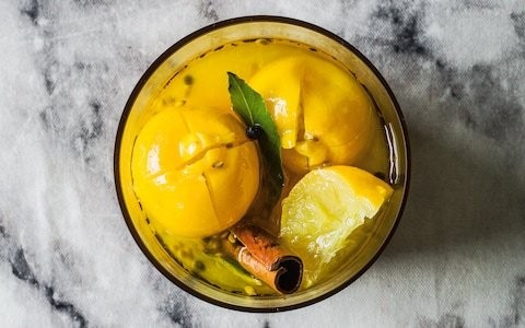 Preserved lemons: Discover these golden orbs from the Middle East - and make them yourself