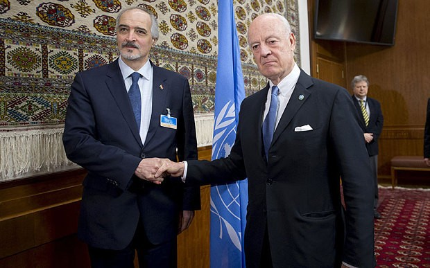 Syria peace talks in Geneva: what you need to know