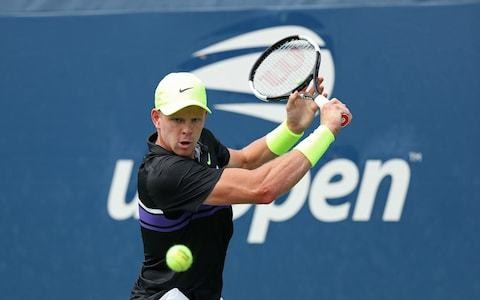 British No 1 Kyle Edmund splits with coach following first-round China defeat