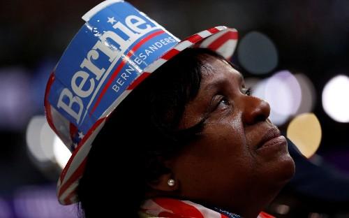 Bernie Sanders announces he is running for US president