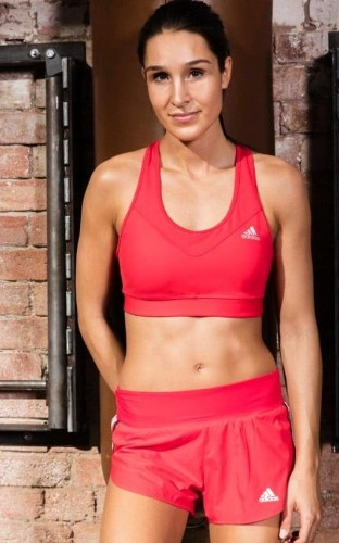 Kayla Itsines on the 28-minute workout you can do from home