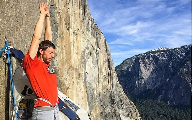 World's best climber only has nine fingers - the life and times of Tommy Caldwell