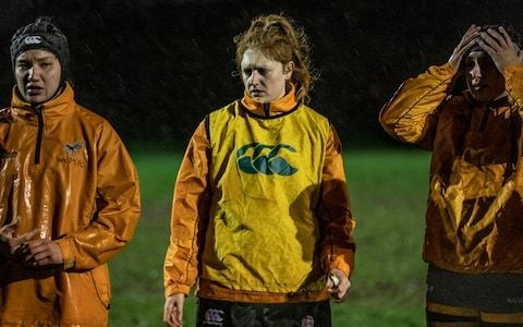 'I just want to actually be good at rugby again' – former player of year Harriet Millar-Mills continues rehabilitation
