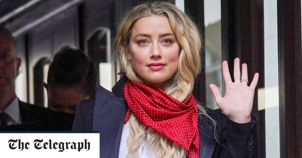 Amber Heard threw forks, cigarette lighters and coke cans at Johnny Depp, his security guard says