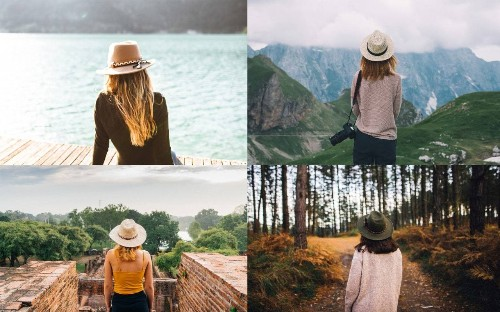 Comical proof that all travel bloggers' Instagram photos are essentially clones