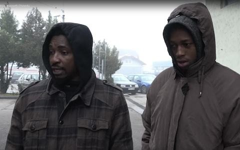 Nigerian table tennis players wrongfully arrested in Croatia and forced across border into Bosnia