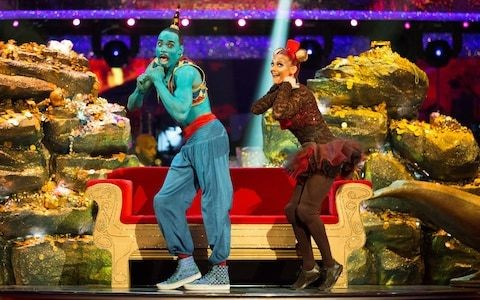 Who wore it best? Strictly Come Dancing, Movie Week: the costumier's verdict