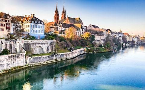 The Rhine river cruise that deserves a Michelin star