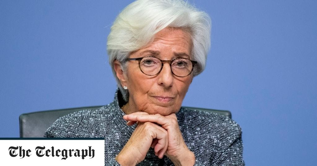Dovish Lagarde sets stage for policy shake-up at the ECB