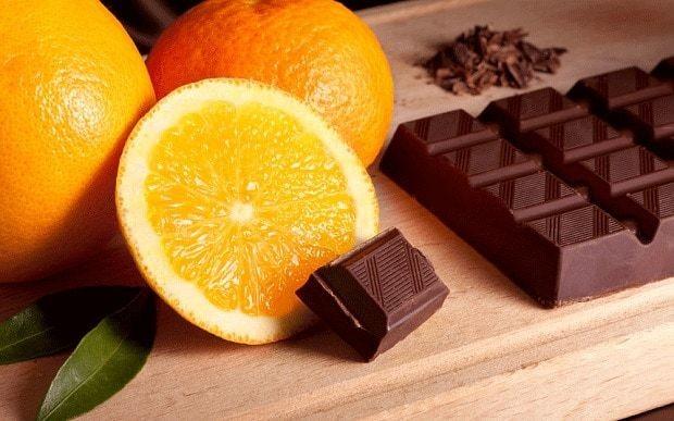Gluten-free chocolate orange dessert recipe