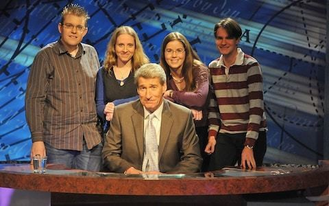 The real brains behind University Challenge: meet the question setters