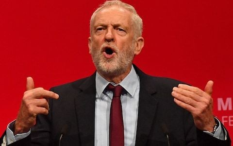 Jeremy Corbyn accused of being a 'sanctimonious hypocrite' over football racism outrage