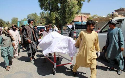 Afghan forces raid 'killed at least 35 wedding guests'