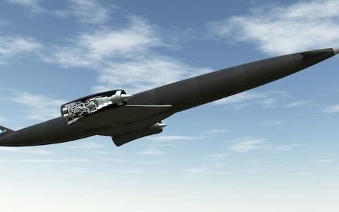 'Space Plane' which could fly anywhere in the world in four hours secures €10m development contract