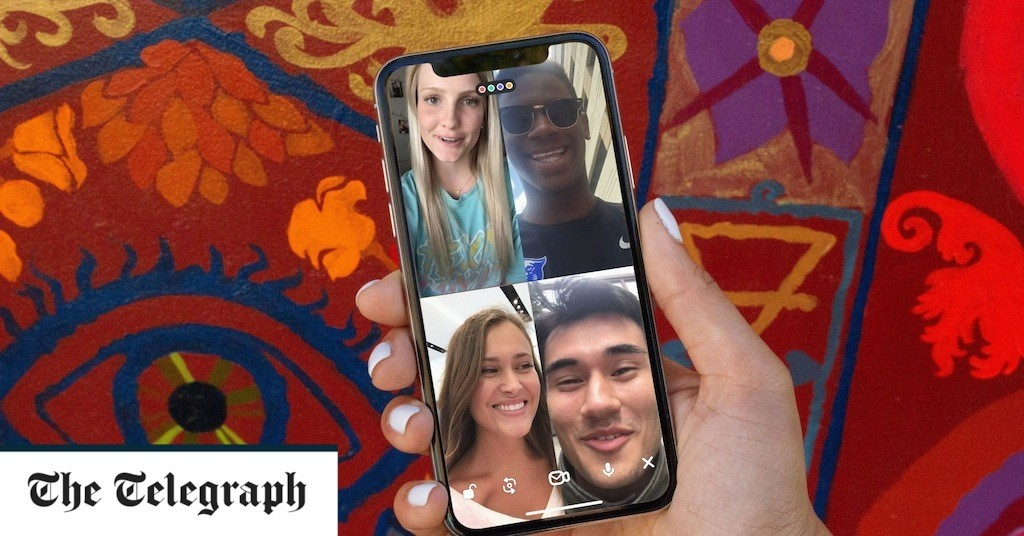 Houseparty expands into co-watched live events with celebrity hosts