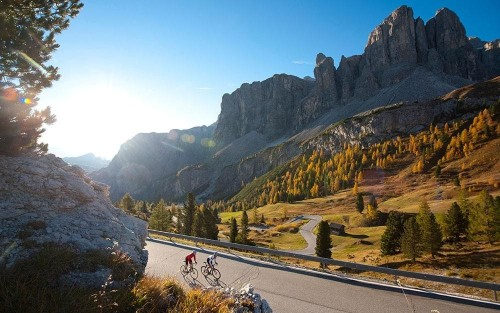Why Alta Badia is the ultimate destination for cycling