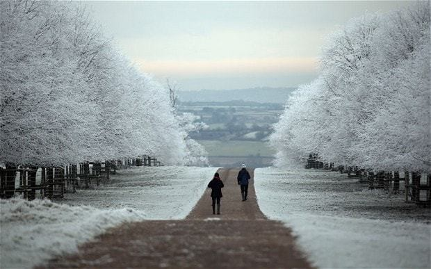 Winter to arrive with below-freezing icy blast