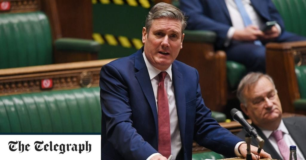 Keir Starmer reveals anger at Jeremy Corbyn's anti-Semitism stance
